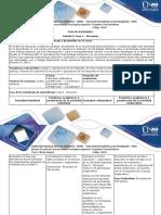 Guía de actividades de actividades y rúbrica de evaluación Fase 4 Discusión Resolver problemas y ejercicios de las aplicaciones de las integrales.pdf