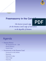 Masonry at the Panama Canal