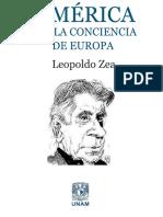 América en la conciencia de Europa- Leopoldo Zea.pdf
