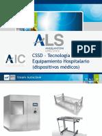CSSD equipamiento