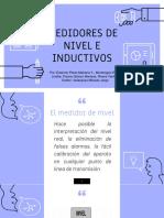 Medidores de Nivel e Inductivos