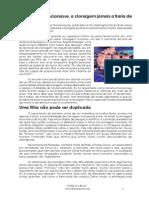 Biologia - Pré-Vestibular Dom Bosco - Artigo sobre Clonagem Humana