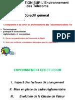 0- Synthèses Stagiaires - Environnement -Télécom -Octobre 2015