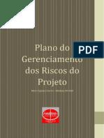 16- Plano de Gerenciamentos de Riscos do Projeto.docx