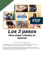 3pasos Atraer Clientesinternet