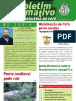 Boletim Informativo N.º 21 - Junho/2010
