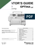 Fresenius Optima PT - User manual.pdf