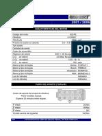 Especificaciones Toyota Corolla