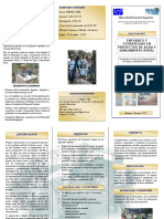 Brochure Posgrado Agua y Saneam