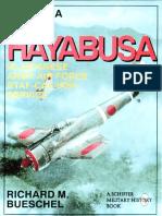 Schiffer Nakajima Ki-43 Hayabusa in JAAS (1995)