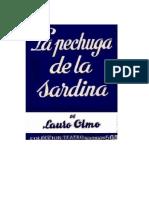 Olmo, Lauro - La Pechuga de La Sardina