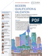 ECA Modern Qualification Validation