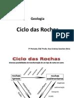 Geo2 Ciclo Das Rochas