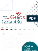 Brochure Guias Colombia 17sep