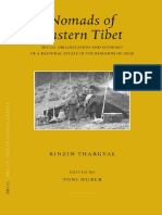 Rinzin Thargyal, Toni Huber Eds - Nomads Of Eastern Tibet Social Organization And Economy Of A Pastoral Estate In The Kingdom Of Dege Brill 2007.pdf