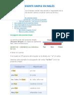 EL PRESENTE SIMPLE EN INGLÉS valeria.docx
