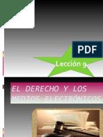 9_ Los Medios Electronicos (1)
