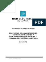 12 Protocolos de Comunicacion SG España Iec 60870 5 102