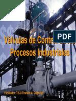 Válvulas de Control en los Procesos Industriales.pdf