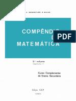 Compendio de Matematica 2 volume Cap I - Teoria dos limites de sucessoes.pdf