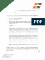 Carta Cumplimentos Documentos Actualizacion Rte 2019