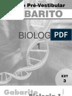 Biologia - Pré-Vestibular Dom Bosco - gab-bio1-ex3