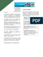 Fichas Tecnicas Indicadores Resolucion 0256 2016