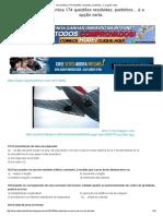 Aerodinâmica 174 Questões Resolvidas, Pontinhos....é a Opção Certa(1)