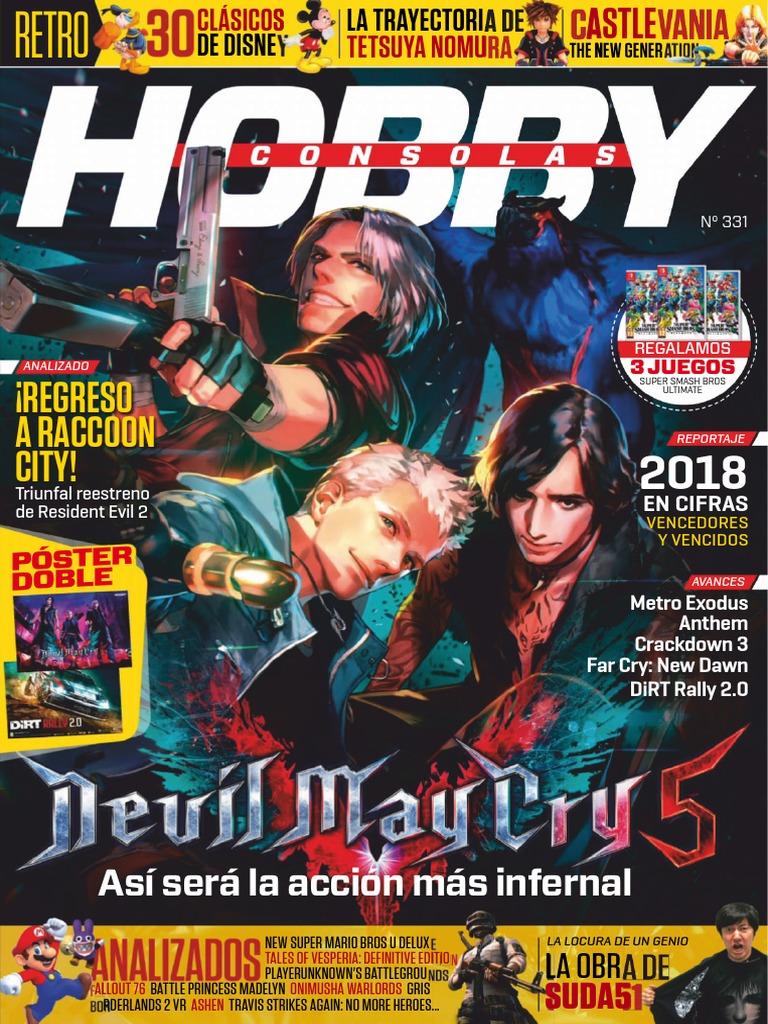 Hobby Consolas 331 Feb 2019 Pdf