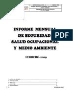 Informe mensual Seguridad Febrero. 2019 Chugay.docx