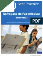 Esfregaço de Papanicolau Anormal