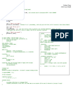 UCLA CS31 Midterm 1 Test Notes