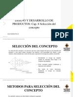 Diseño y Desarrollo Ulrich Cap 8