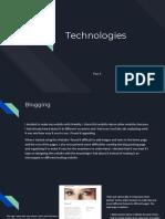 part 5 technologies