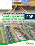 Capability Statement Dmc-open Excavation and Cut and Cover Tunnel-701-14710004571455290913