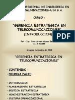 1. Introduccion Gerencia Estrategica