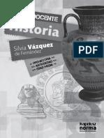 Historia Vázquez Solucionario
