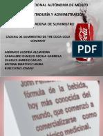 Cadena de Suministro Coca-Cola