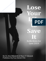 Electronic Version_Lose Your Life to Save It Lent 2019