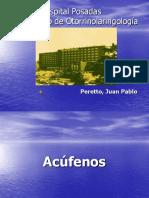 Acufenos