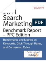 2011 Search Marketing - Benchmark Report (PPC)