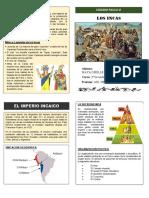 Biptico Los Incas