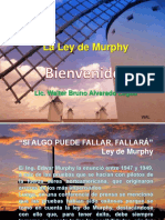 La Ley de Murphy Introducción a Clases-1