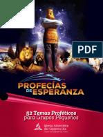 PROFECIAS DE ESPERANZA - 52 TEMAS DE PROFECIAS PARA GRUPOS PEQUEÑOS.pdf