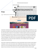 How to Download Scribd Documents for Free