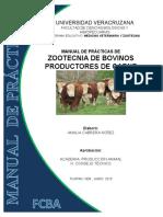 31 Manual de Practicas de Zootecnia de Bovinos Productores de Carne