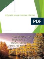 Economia Politica de Las Finanzas Publicas