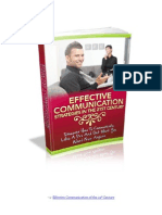 Effective Communication Strategies in the 21st Century