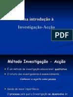 Método Investigação-acção