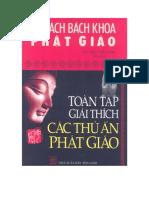 Toàn Tập Giải Thích Các Thủ Ấn Phật Giáo - Nguyễn Tuệ Chân